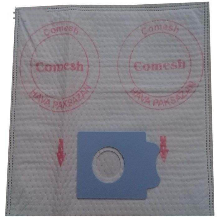 کیسه جاروبرقی کومش مدل ۵۰۵ یک بسته ۴ عددی مناسب برای جارو برقی پارس خزر